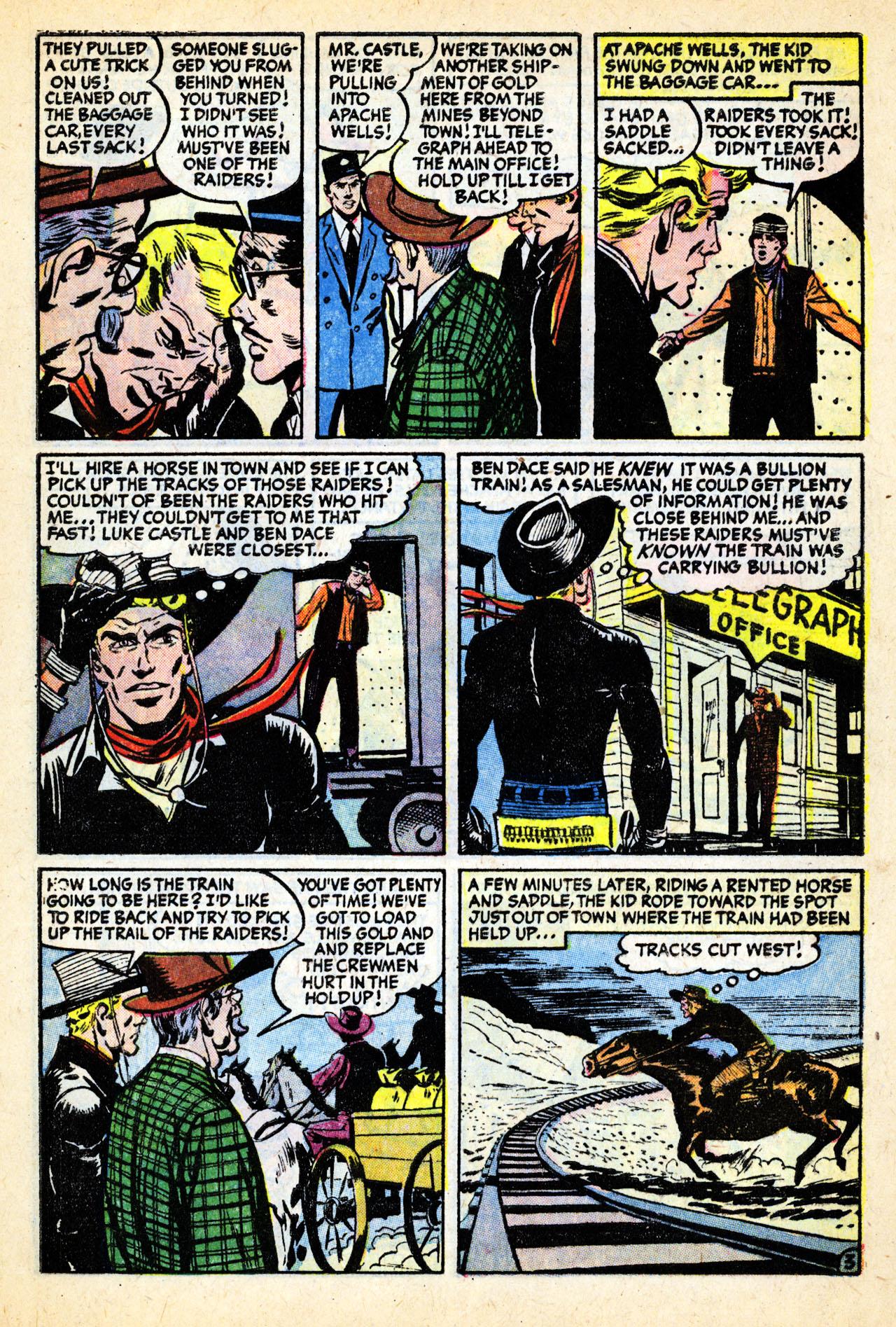 Read online Two-Gun Kid comic -  Issue #28 - 5