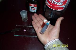 Dosis de yumbina en gotas para una mujer