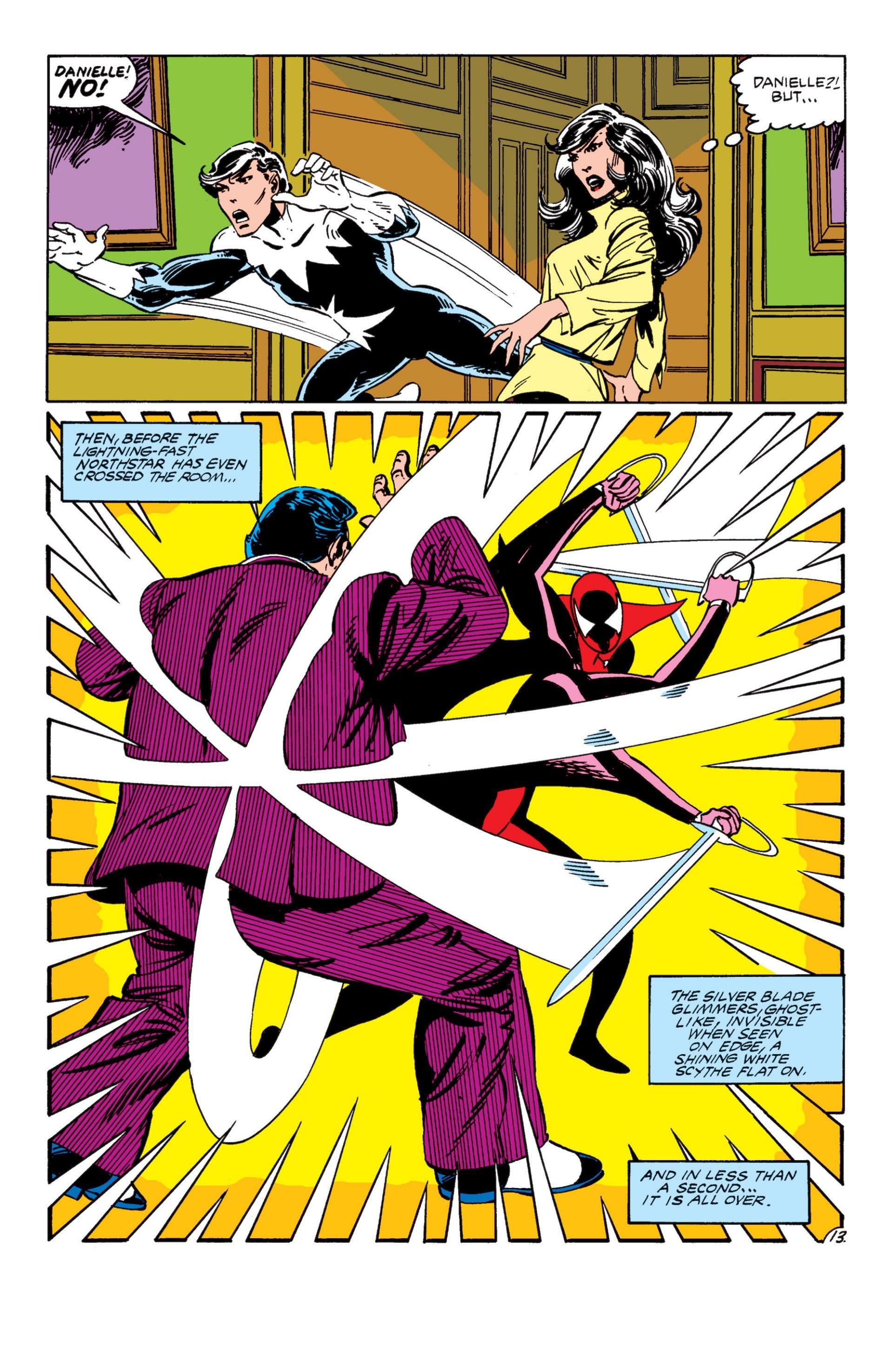 Read online Alpha Flight (1983) comic -  Issue #8 - 14