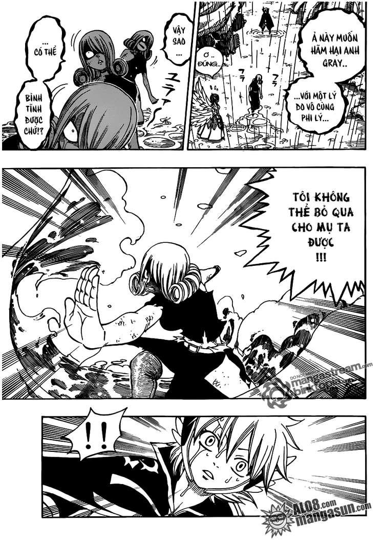 Fairy Tail chap 229 trang 3