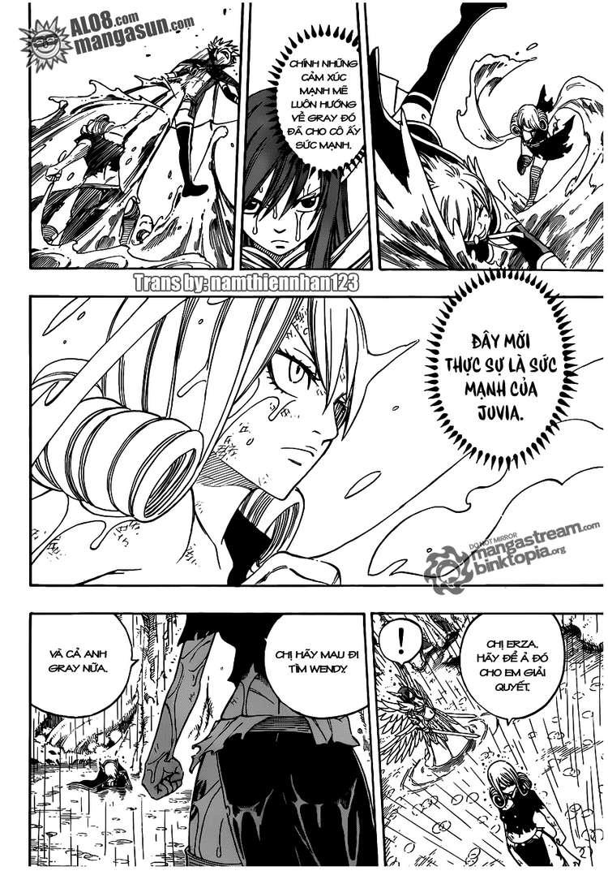 Fairy Tail chap 229 trang 6