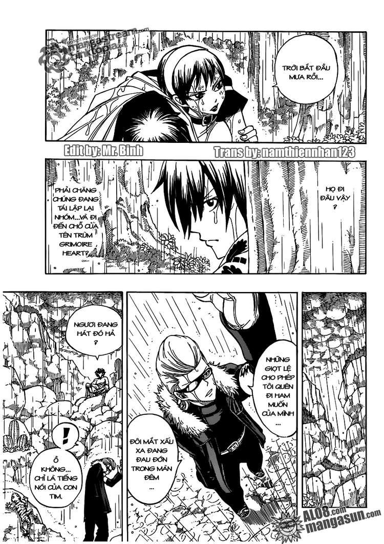Fairy Tail chap 229 trang 9