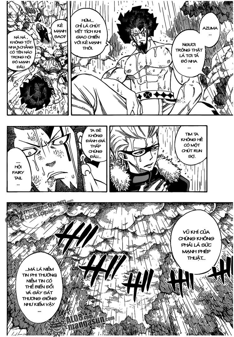 Fairy Tail chap 229 trang 10