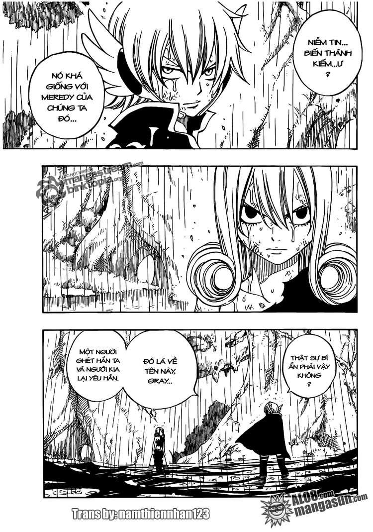 Fairy Tail chap 229 trang 11