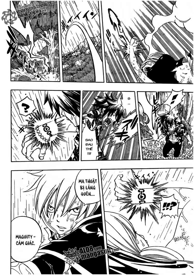Fairy Tail chap 229 trang 14