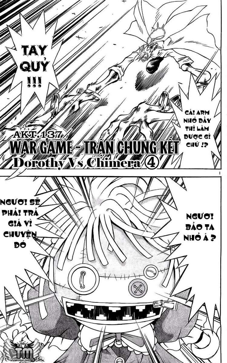 MAR chapter 137 trang 1