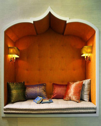 Through The French Eye Of Design Tufted Upholstery