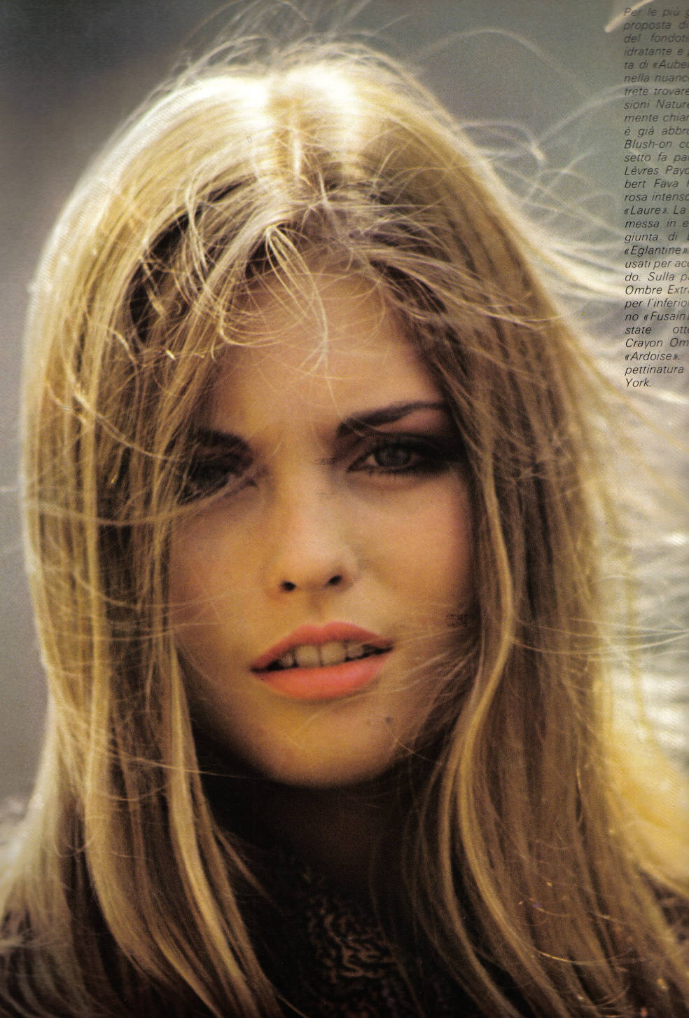life on mars?!: Beauty Through the Decades: 80's