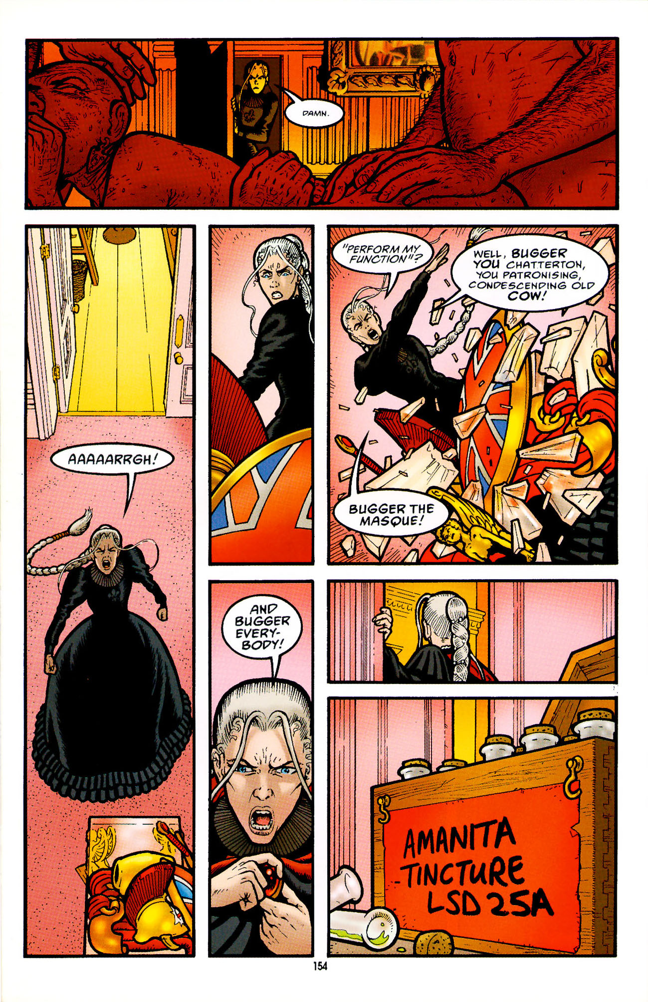 Read online Heart of Empire comic -  Issue #5 - 30