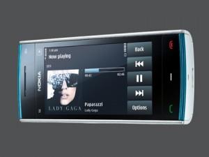 جوال نوكيا X6 لعشاق الموسيقى