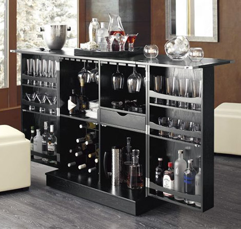 Musings Of A Furniture Maker The Return Of The Office Bar