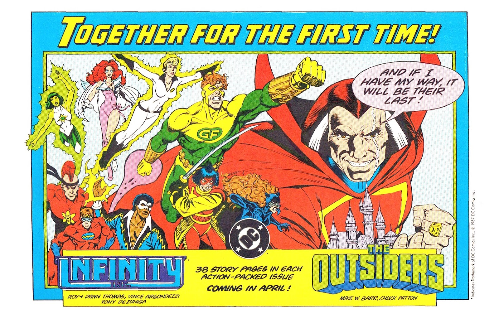 Infinity Inc. (1984) issue 39 - Page 33