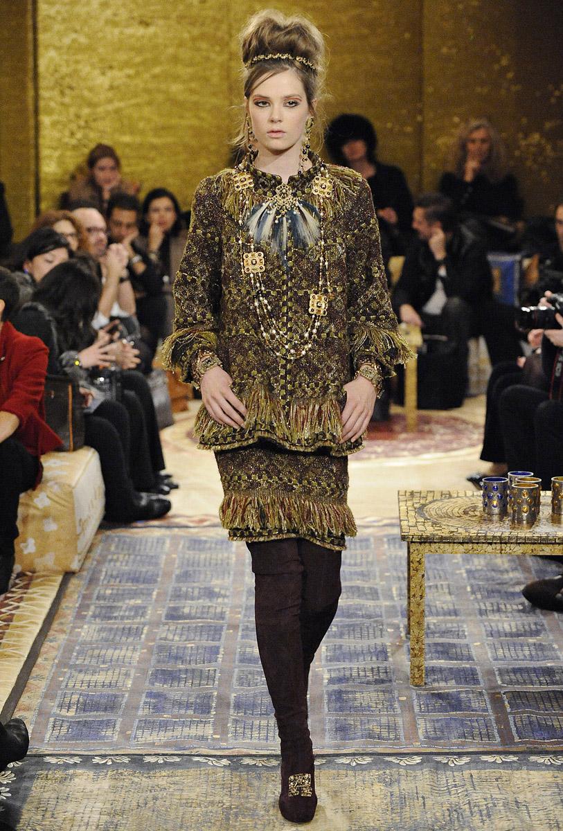 Chanel – Fashion Show Paris Byzantium