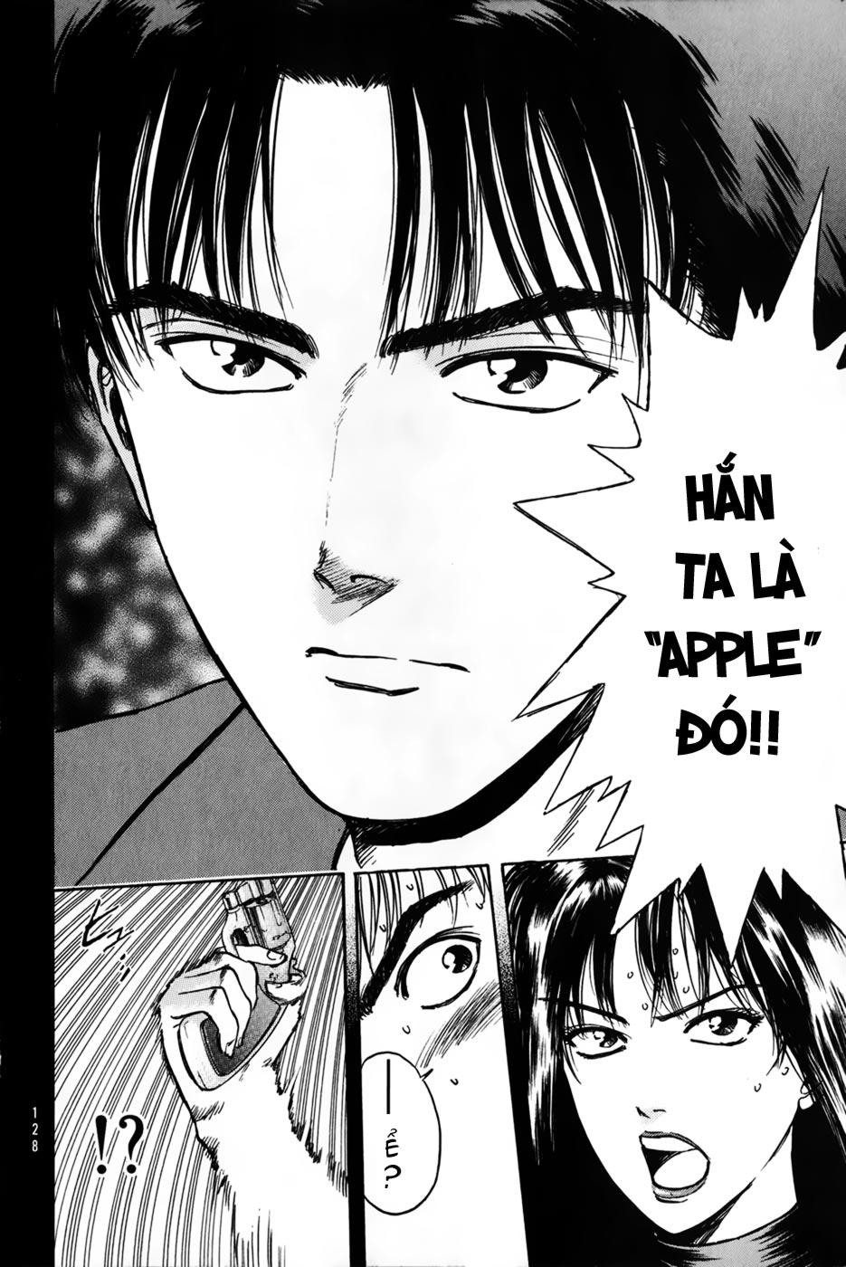 Psychometrer Eiji chapter 23 trang 18