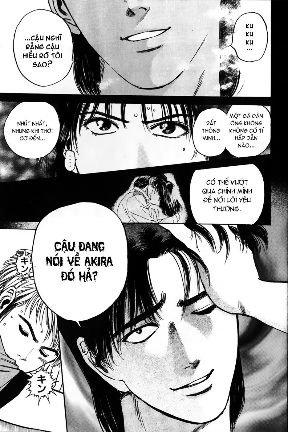 Psychometrer Eiji chapter 23 trang 23