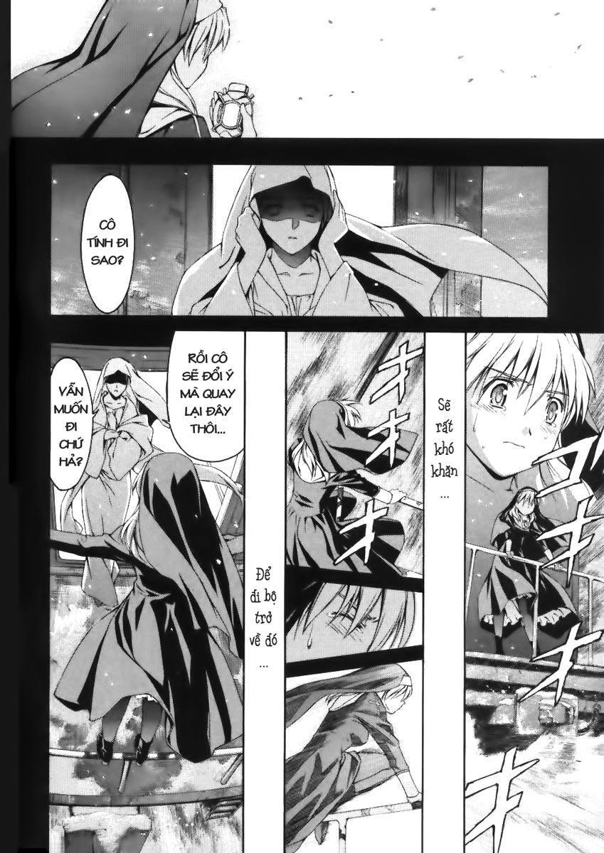 Chrono Crusade chap 57 - Trang 18