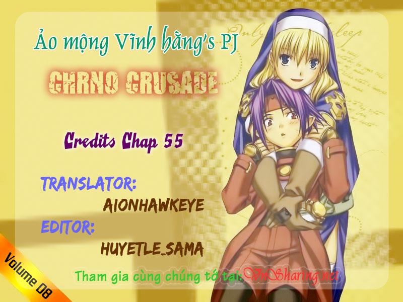 Chrono Crusade chap 57 - Trang 24