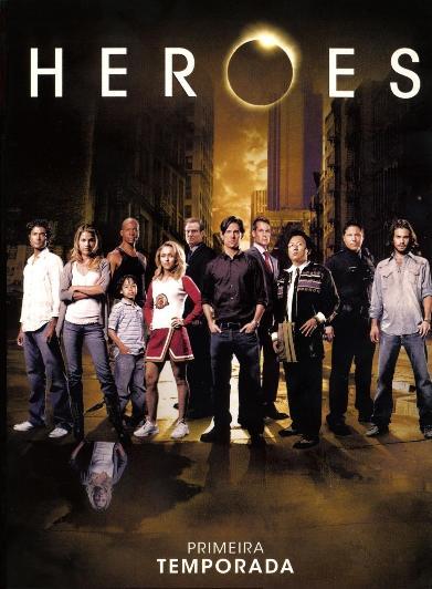 Baixar Torrent Heroes 1ª Temporada Download Grátis