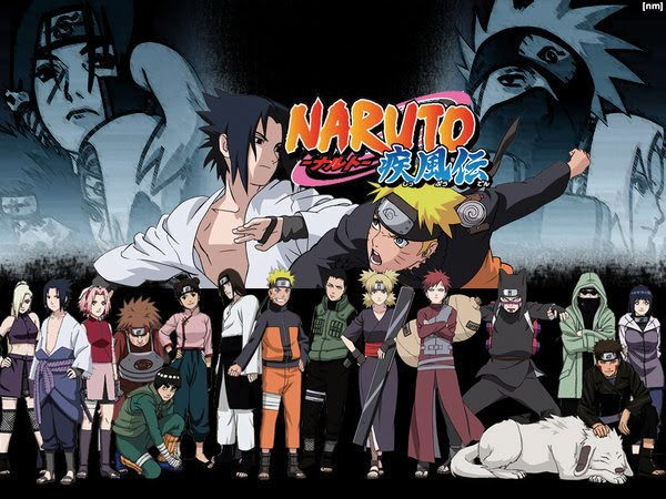 Facebookol Naruto Shippuuden Episode List