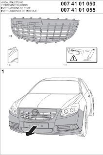 Automotive Design Guide: Radiator grille alternatives for
