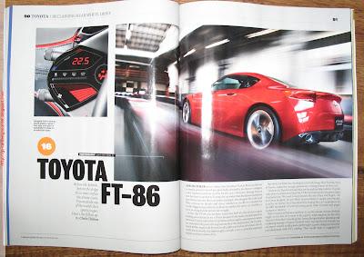 Auto Car Magazine June