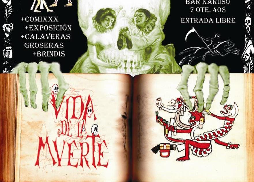 EL BLOG DE LA MUERTE: 2 EVENTOS PA' LOS DÍAS DE MUERTOS EN