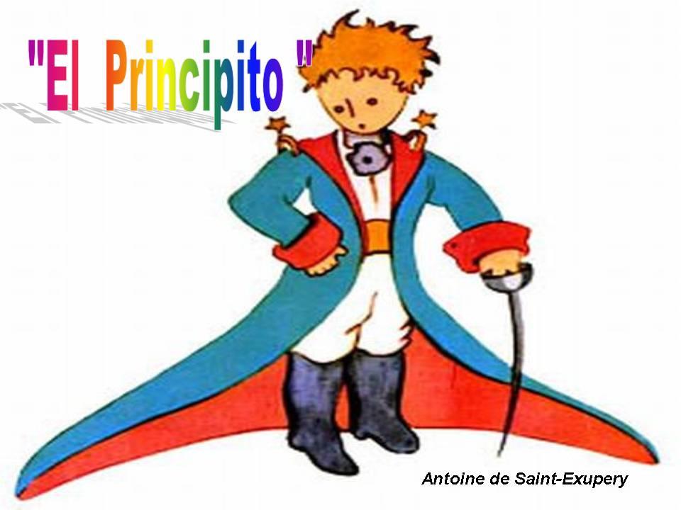 LECTURAS-PRIMARIA: EL PRINCIPITO