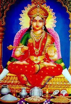PADDU'S TIP HOUSE: SRI ANNAPURNA DEVI (Day-4)