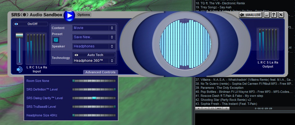 Download Srs Audio Sandbox V1 9 0 4 full Crack