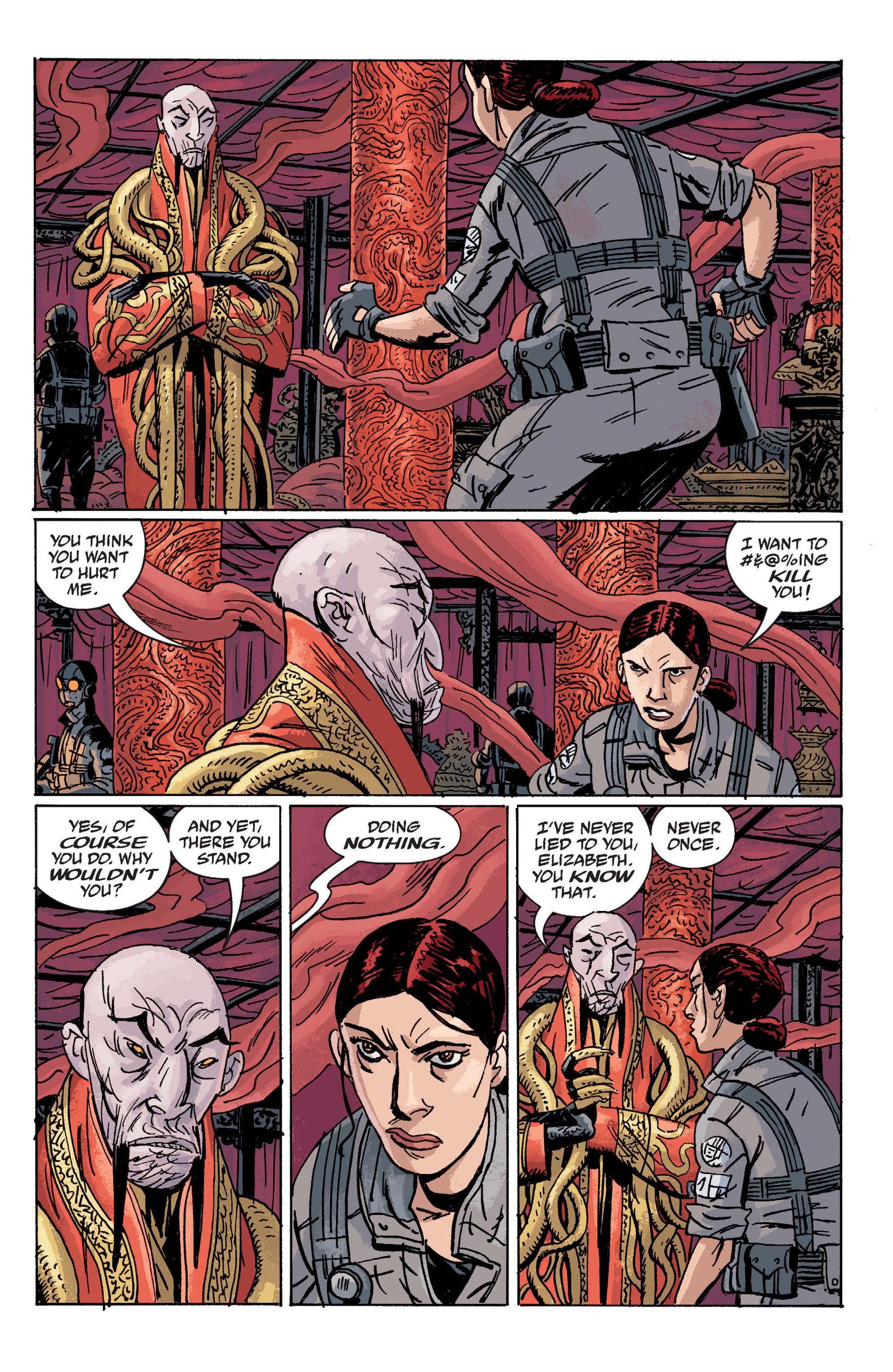Read online B.P.R.D. (2003) comic -  Issue # TPB 10 - 56