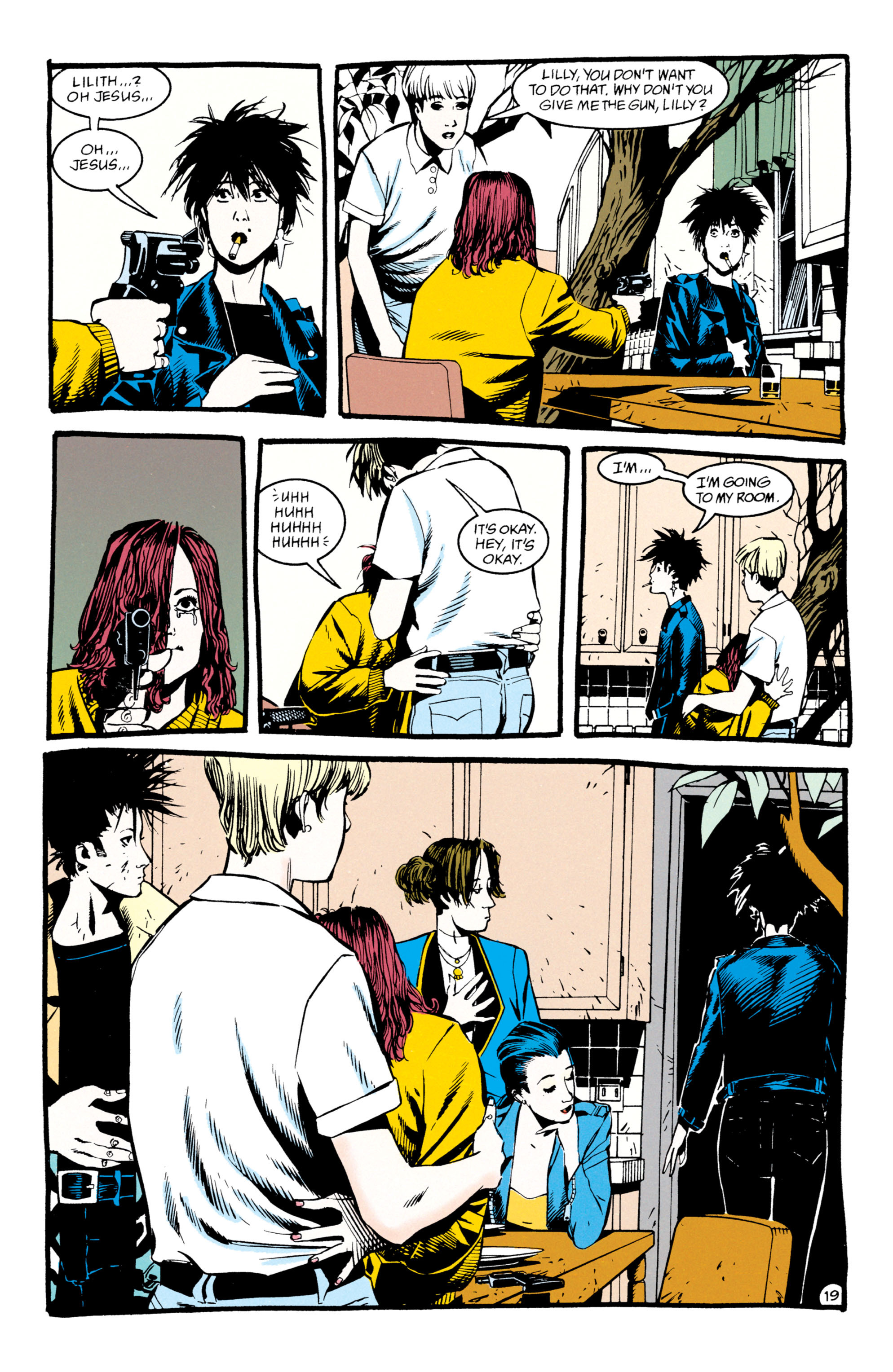 Read online Shade, the Changing Man comic -  Issue #47 - 20