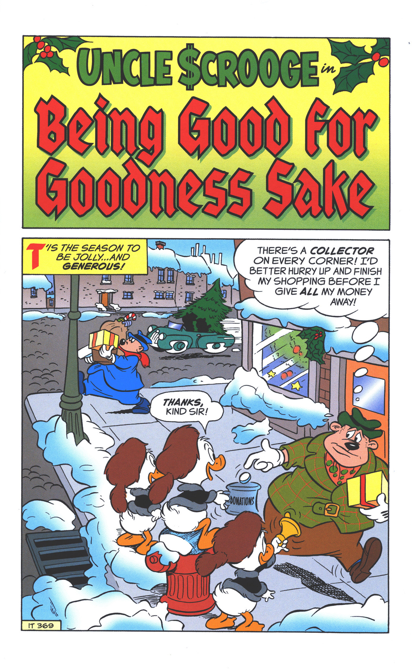 Read online Uncle Scrooge (1953) comic -  Issue #360 - 3