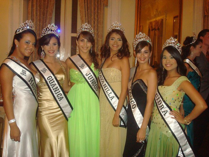 Are miss teen world supermodel pageant regret, that