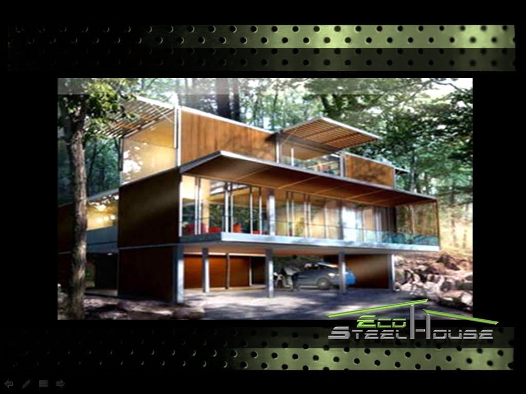 Soluciones habitacionales en acero viviendas seguras y - Viviendas de acero ...