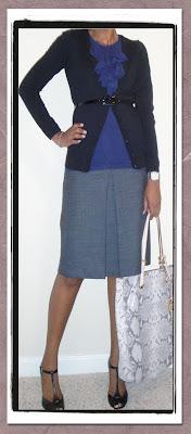 Gap A-Line Skirt