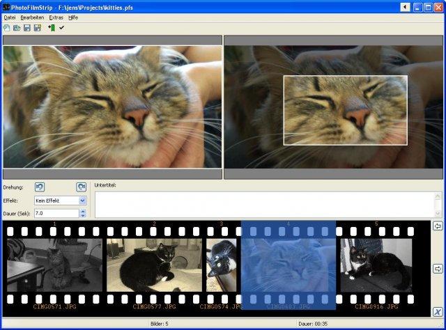 Photofilmstrip programma per creare video con le foto su for Programma per creare cucine gratis