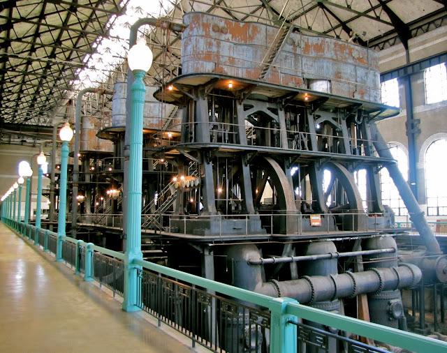 Buffalo Pumping Station Tour