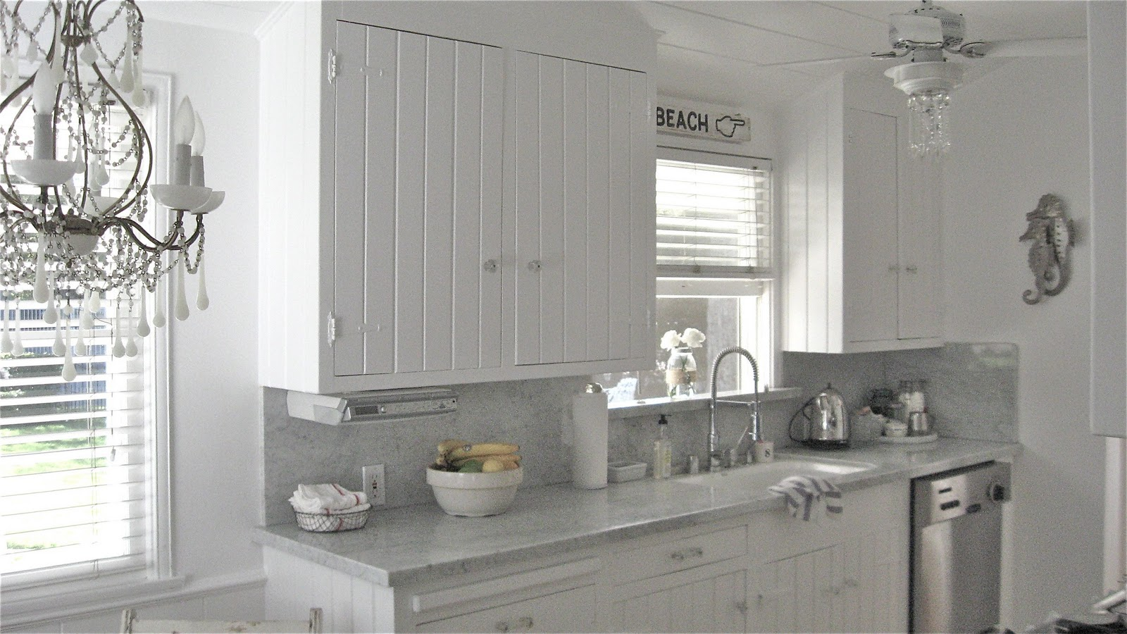 Beach cottage kitchen images. remodelaholic beach cottage remodel ...