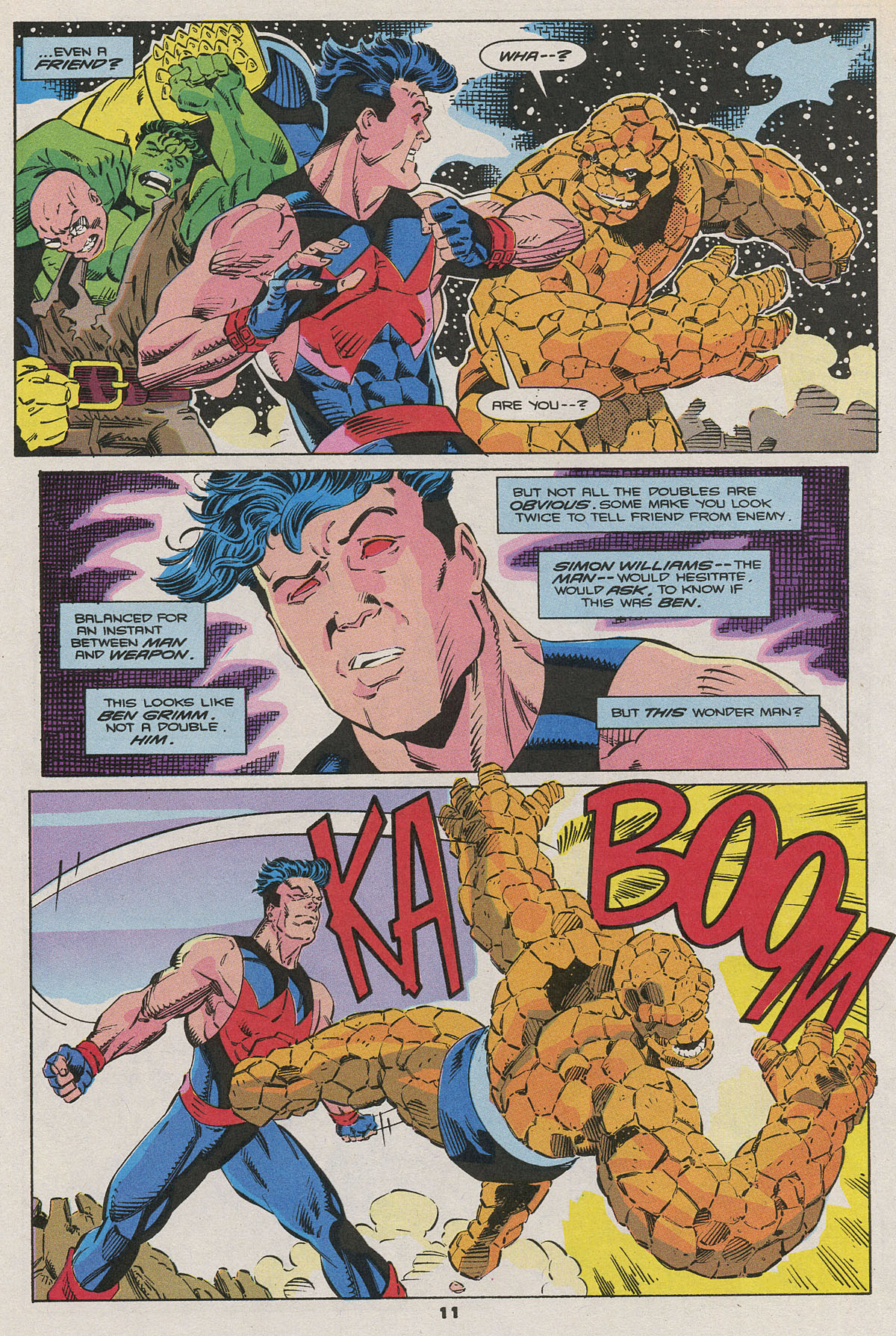 Read online Wonder Man (1991) comic -  Issue #15 - 8