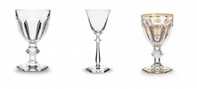 Copas de Cristal de Baccarat ~ Un regalo para mi