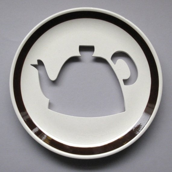 Retro Pottery Net: Re-purposed Retro Pottery - Crockery Modern