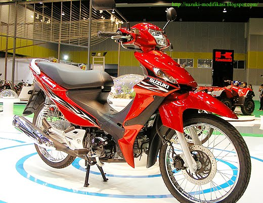 Suzuki Modifikasi New Modifikasi Suzuki 150 Cc Motor