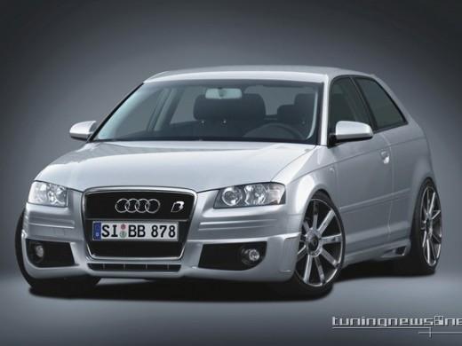 Sport Car: Audi A3