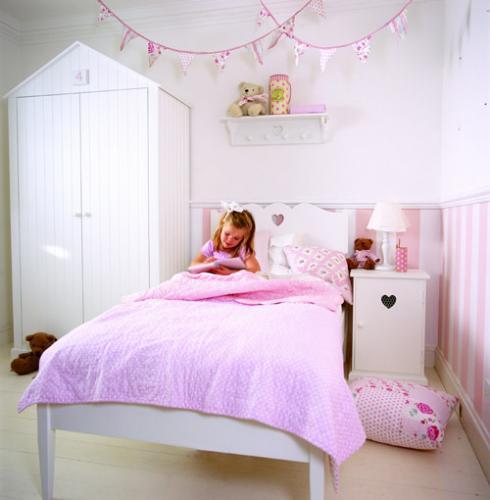 Pretty Girl Rooms: I SPY PRETTY: More Pretty Little Girls' Rooms