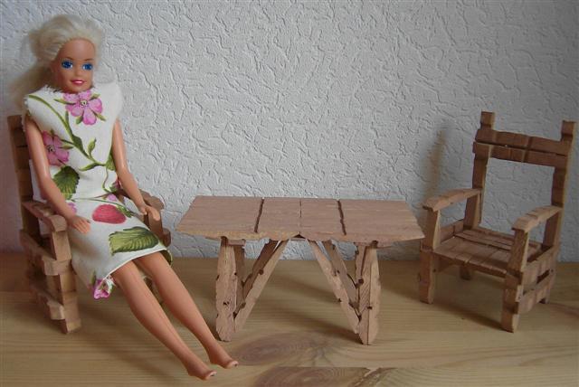 peggys kreative ecke w scheklammern m bel. Black Bedroom Furniture Sets. Home Design Ideas