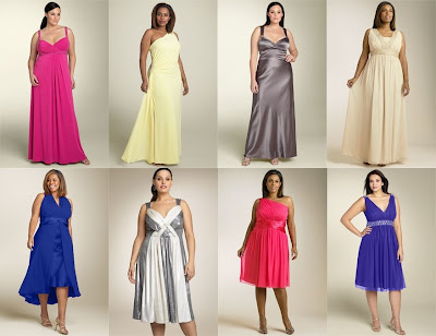Dress Up Your Curves: Plus Size Prom Dresses