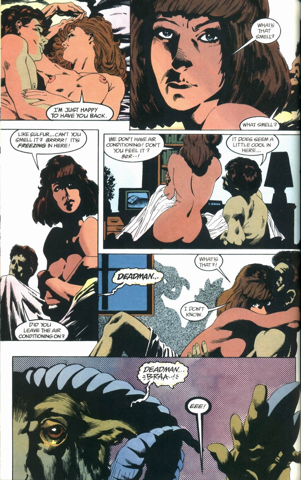 Read online Deadman: Love After Death comic -  Issue #1 - 30