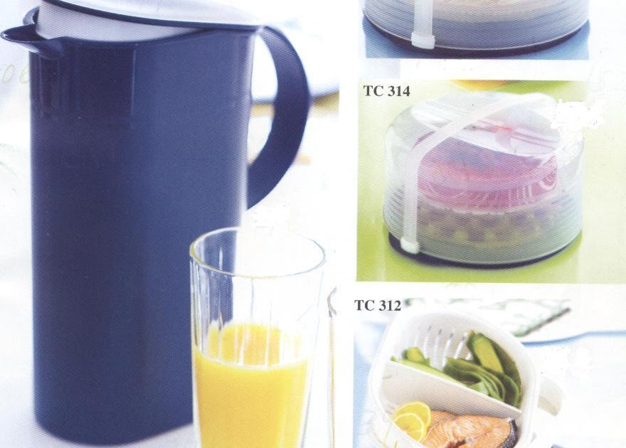 15- Table Collection ~ Tupperware