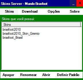 PARA 2013 BRASFOOT GRATIS BAIXAR OMATIC