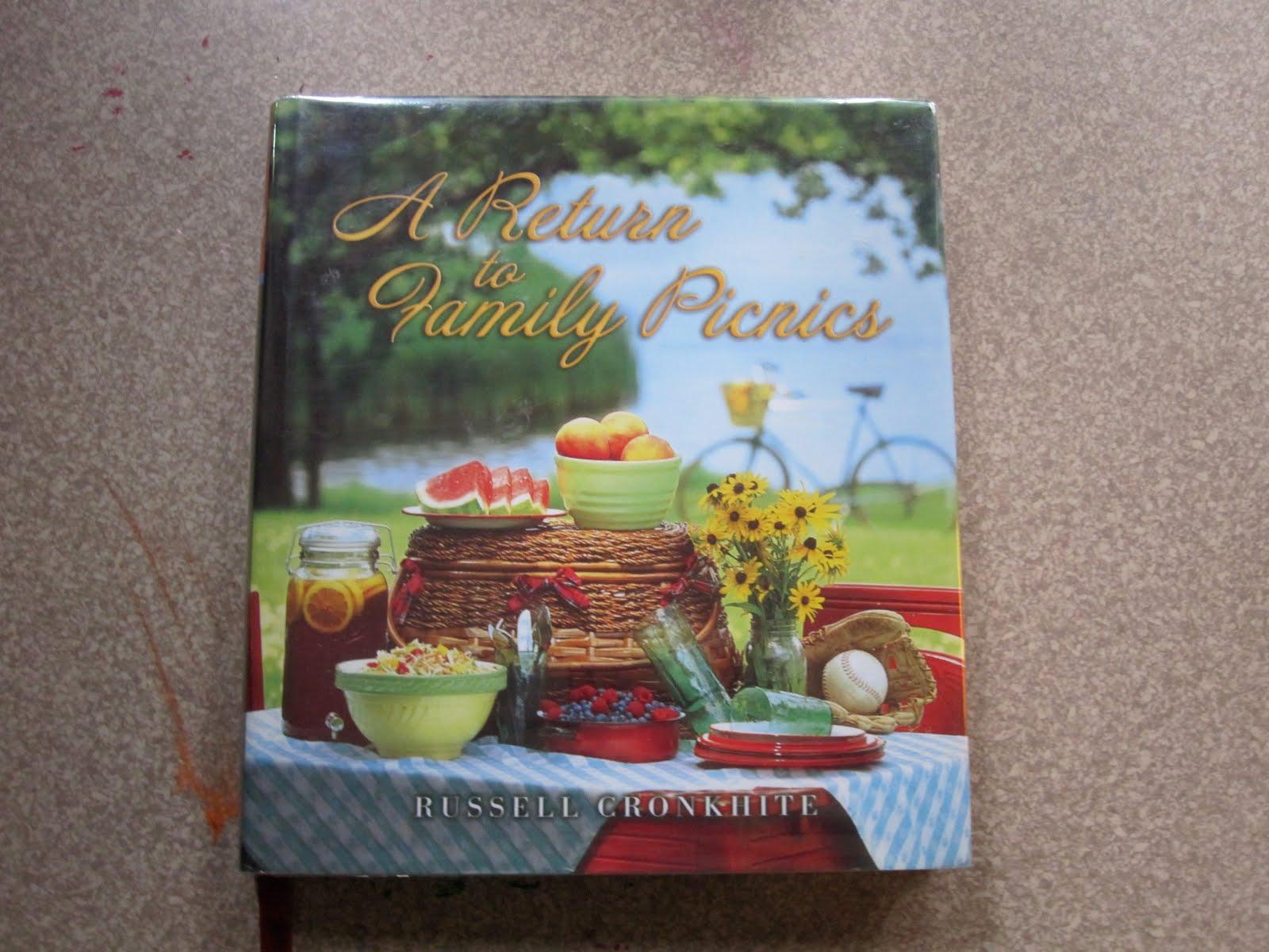 I Like Books A Return To Family Picnics